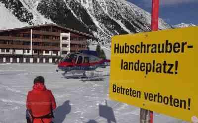 Enorme Lawinengefahr in Tirol - eine große Lawine ging am Freitag im Kühtai, weitere in Ischgl und Galtür ab: Hohe Lebensgefahr abseits von den Pisten, im Kühtai zwei Personen verschüttet